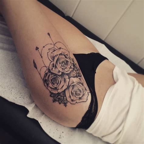 mandala roses tattoo rosetattoo on instagram