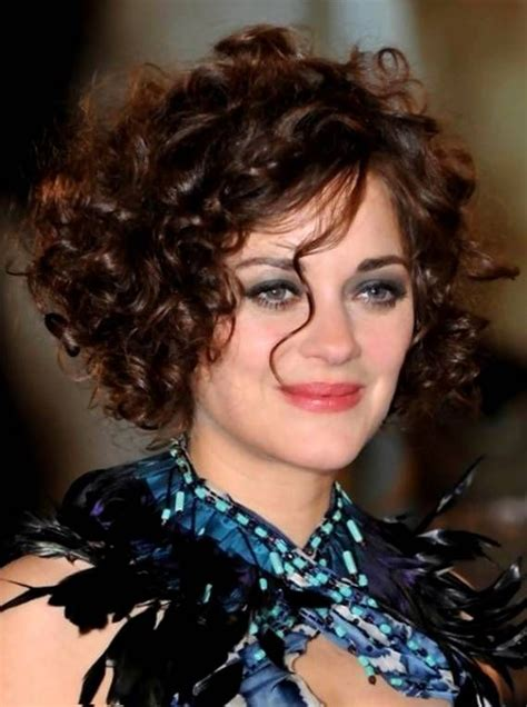 curly hair for 40 year short hairstyles for curly hair women over 40 hair