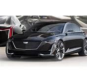 2019 Cadillac CT5 Rear Photo  Auto Car Rumors