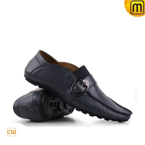 mens loafer shoes s leather moccasin loafers shoes cw709019