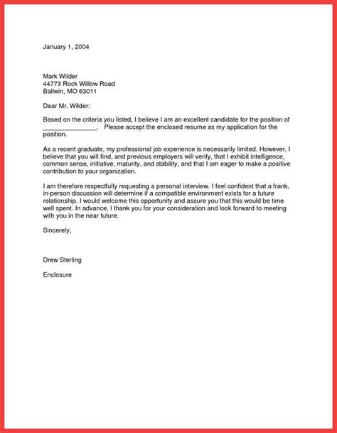 Cover Letter Sle For Resume by Sle Cover Page For Resume 28 Images Sle Cover Letter