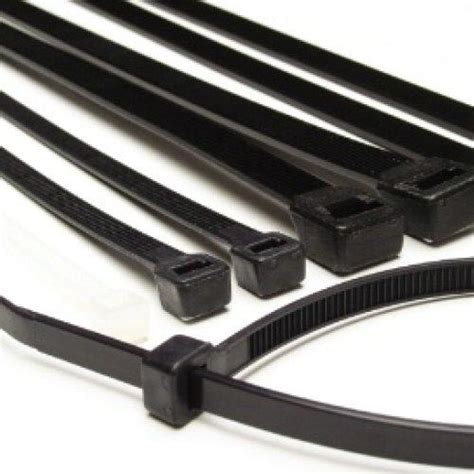 Kabel Ties 5x250 Mm Masko 100 x strong high quality black colour plastic cable ties zip tie wraps ebay