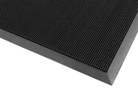 Rubber Construction Mats by New Notrax 345 Rubber Brush Styrene Butadiene Rubber