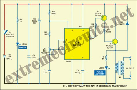 electric fence wiring schematic electric fence kit