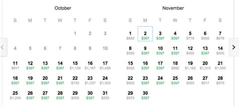 Low Cost Flight Calendar How To Book Cheap Flights Using Flights Adrift