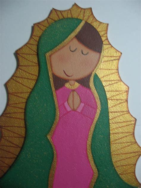 imagenes virgen de guadalupe para niños emocionarte virgencita