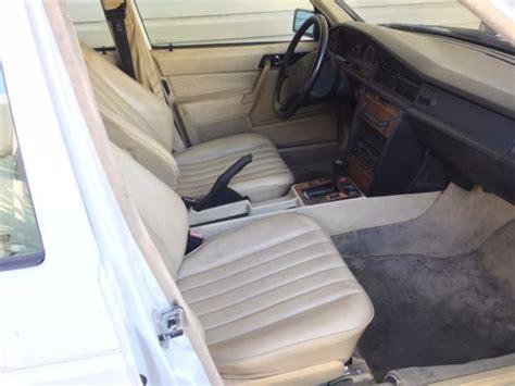 mercedes upholstery repair 1993 mercedes benz 300sd rear door interior repair