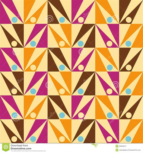 Abstract Patterns Arrows Seamless Pattern Stock | arrows seamless triangle abstract pattern vector stock