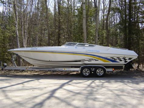 fountain boats for sale in ontario canada 2004 fountain fever 29 for sale from midland ontario