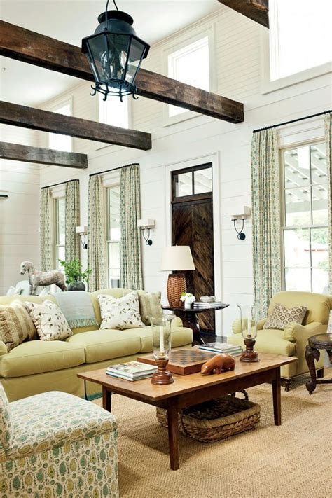 Idea For Living Room - 17 best ideas about southern living rooms on
