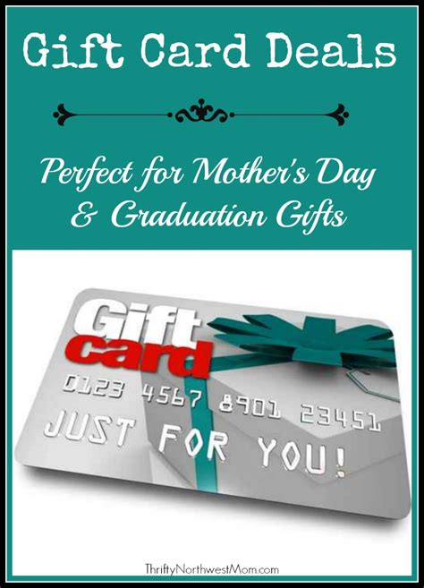 Mother S Day Gift Card Promotions - mothers day graduation gift card promotions