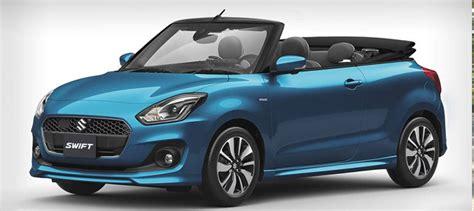 Suzuki Id Suzuki Terbaru Diubah Dalam Bentuk Cabriolet