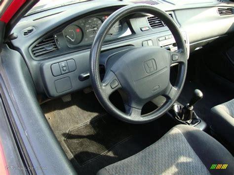 Honda Civic 1994 Interior by Grey Interior 1994 Honda Civic Cx Hatchback Photo