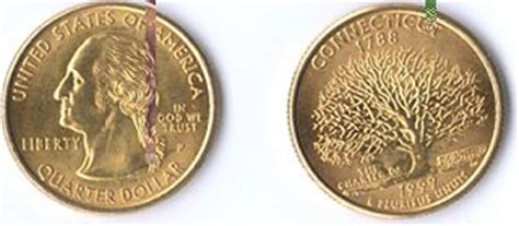 gold colored quarter quot gold quot state quarters coinsite