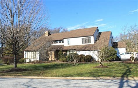 Homes For Sale In Chester County Pa by 227 Cheshire Cir West Chester Pa 19380 Home For Sale