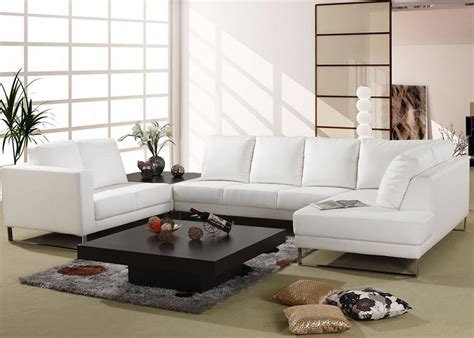 U Shaped Sectional Sofa With Chaise White U Shaped Sectional Sofa With Chaise All About House Design Stunning U Shaped Sectional
