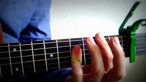 tutorial guitar hillsong oceans hillsong guitar tutorial fingerpicking