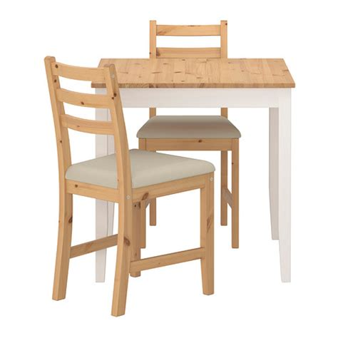 Ikea Small Dining Table And Chairs Lerhamn Table And 2 Chairs Ikea