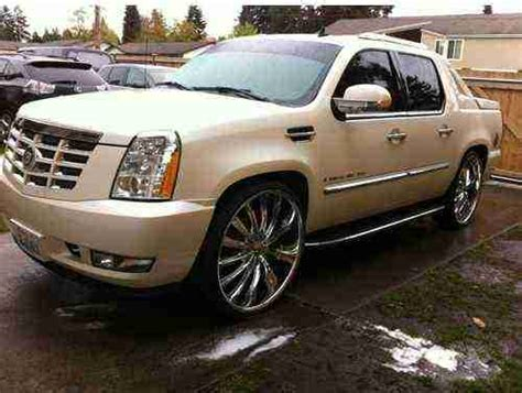 cadillac escalade tires for sale find used 2007 cadillac escalade ext 28 rims new tires