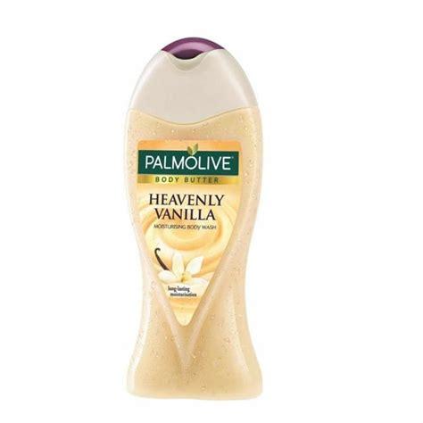 Palmolive Butter Heavenly Vanilla new palmolive butter wash range