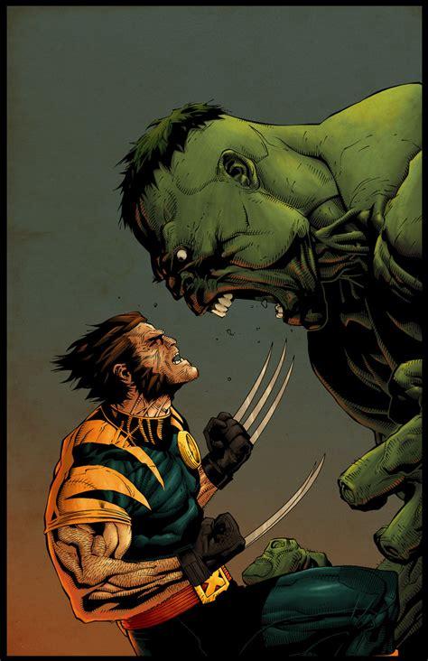 imagenes wolverine vs hulk le 5 migliori saghe di mazzate tra supereroi stay nerd