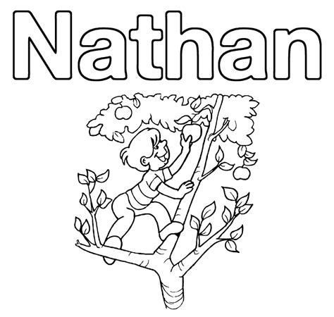 Coloriage Nathan 224 Imprimer Sur Coloriages Info