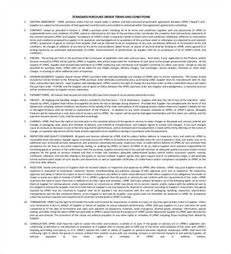 purchase terms and conditions template 53 purchase order exles pdf doc free premium