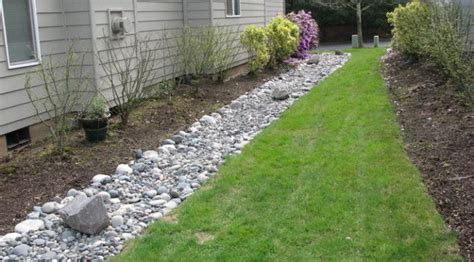 lawn drainage solutions gardening and outdoor spaces