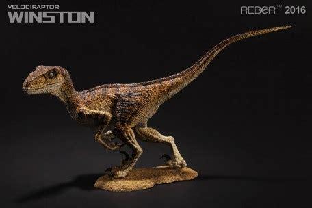 Dinosaurus Yutyrannus Y Rex Blue Model Jurassic Figure rebor velociraptor winston 1 18 scale dinosaur model