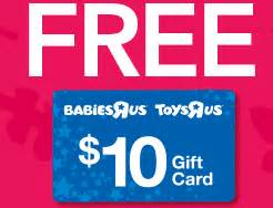 What Stores Carry Toys R Us Gift Cards - 10 free toys r us gift card wyb 50 in store qpon junkie