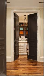Painted Interior Doors by Painting Interior Doors Black Southern Hospitality