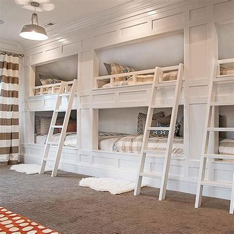 Attic Bunk Room Ideas - 25 best ideas about bunkhouse on cabin beds