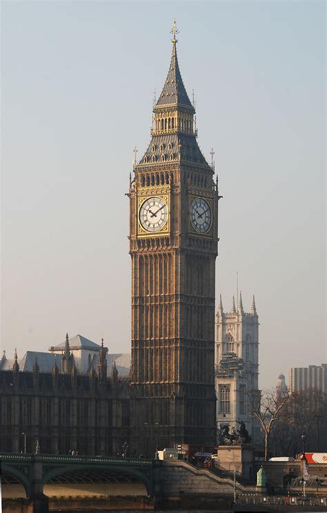 Delightful Church Wall Clocks #9: Big_Ben_2007-1.jpg