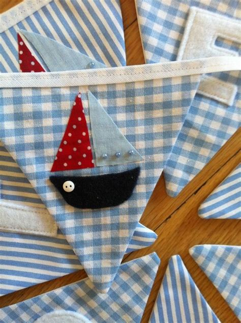 personalised boat flags uk the 25 best nautical bunting ideas on pinterest