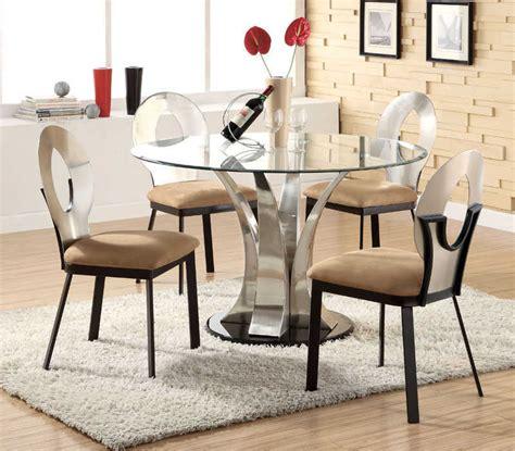Gambar Dan Meja Makan Kaca model meja makan kaca terbaru desain kuat dan mewah