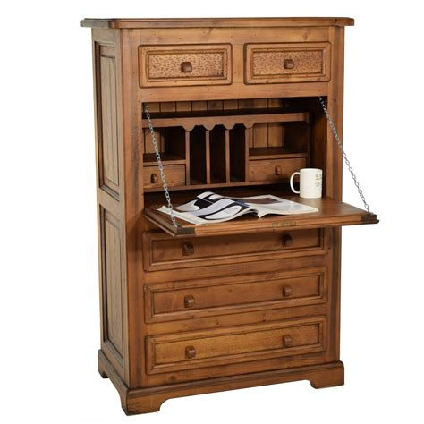 escritorios secreter escritorio secreter r 250 stico de madera ecor 250 stico venta
