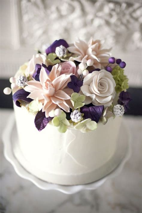 flower wedding cake picture 198 best flower cakes images on decorating