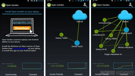hotspot app for android how to setup mobile hotspot on android android authority