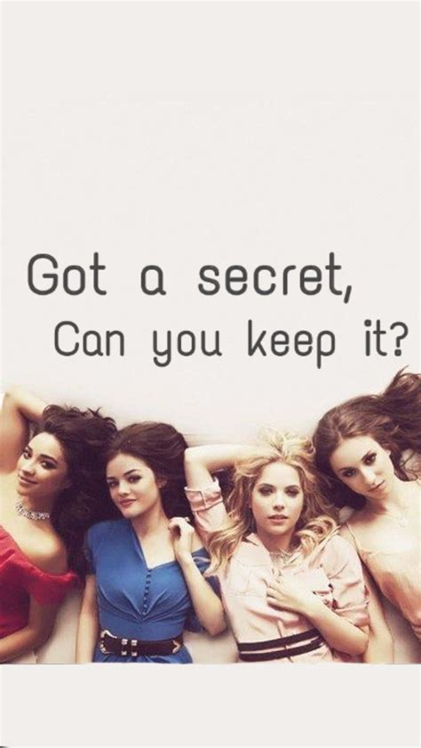 wallpaper for iphone pll pretty little liars pll prettylittleliars wallpaper