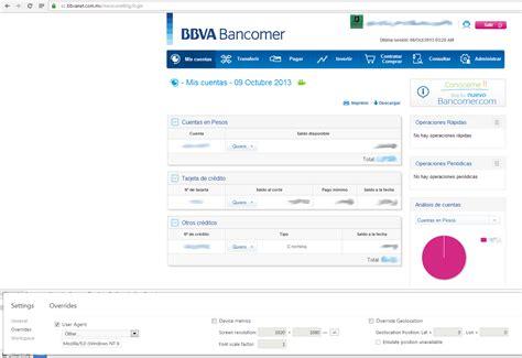 bancomer mx banca en linea efhc mx bbva bancomer y sus errores de programaci 211 n