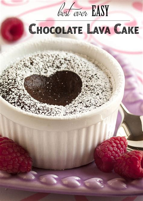 how do you make a homemade lava best ever easy chocolate lava cakes just a little bit of