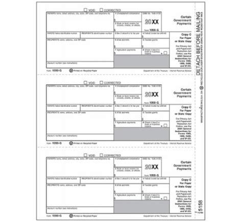 28+ [ printable tax form 1099 g ] | printable 1099 forms