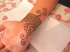 pretty hand henna tattoo images