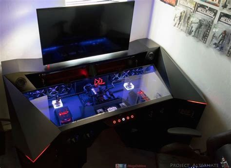 pc gaming setups pc gaming setups that instill jealousy 23 photos thechive