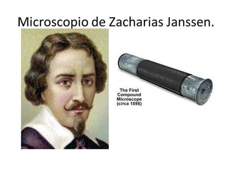 biography zacharias janssen eventos importantes para el desarrollo de la microbiolog 205 a