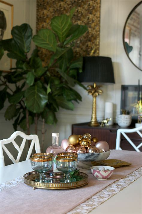 white gold christmas zara home portugal uk home blog hop my christmas dining room swoon worthy