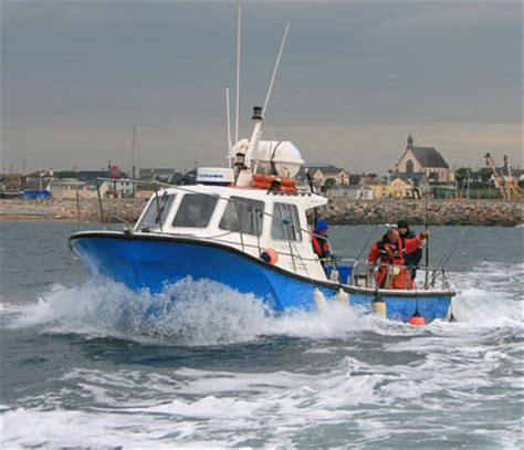 fishing boat hire dublin sea angling in ireland go fishing now with o connor coaches