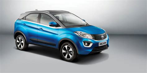 cars images with price tata nexon revealed for indian market photos 1 of 7