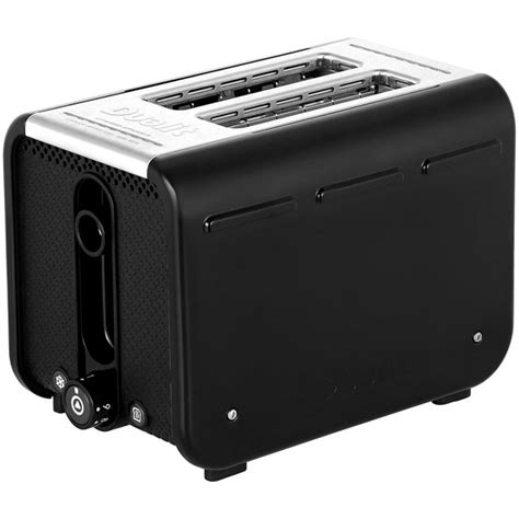 Studio Toaster Dualit 26400 Studio 2 Slice Toaster Black New From Ao