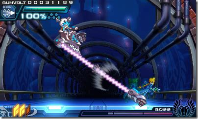 merak gunvolt azure striker gunvolt s seventh boss is a rather